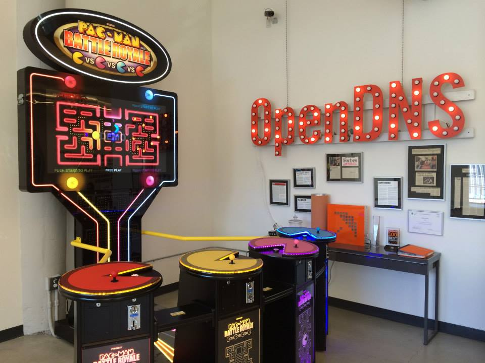 Arcade Themed Happy-Hour