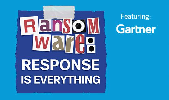 Ransomware Response