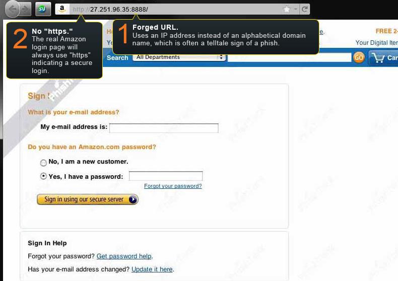 What is Phishing? Take the OpenDNS Phishing Quiz